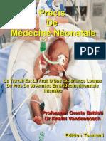 précis de médecine néonatale