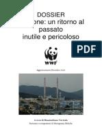 WWF Dossier Carbone WWF Dicembre 2016