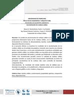 Informe Caracterizacion, Wendy Baeza y Luz Daniela Paulo