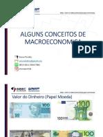 Conceitos de macroeconomia