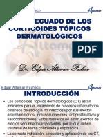 Tema 1 Uso Adecuado de Los Corticoides Tópicos Dermatológicos 69d