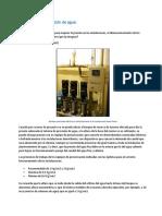 Sistema de Presurización de Agua
