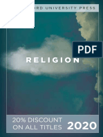 Stanford University Press | Religion 2020 Catalog