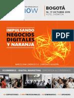 Brochure EShow Bogota 2019