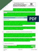 2bs-Gu-0002 Guía Para La Supervisión a Contratos de Interventoria a Obra y o Mantenimiento a Instalaciones Policiales