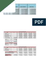 Excel Evaluacion de Proyectos
