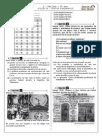 Simulado 01 (História - 9° Ano - Blog do Prof. Warles)