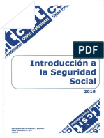 Introduccion a La Seguridad Social