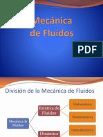 MECANICA DE FLUIDOS UNMSM