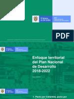 Enfoque Territorial_Plan Nal Desarrollo 2018 2022