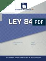 LEY 843