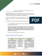 Cuadro Comparativo de Precios Caso 1 EST Marco Ramirez