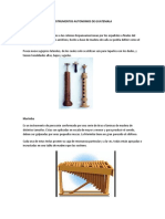 Instrumentos Autonomos de Guatemala