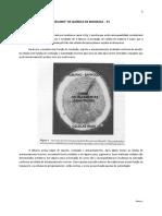 Resumo P1 - Materiais Lignocelulósicos