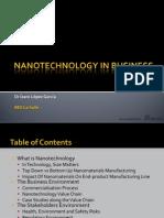 Business & Nanotechnology MBA