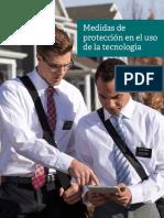 proteccion en la tecnologia