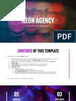 Neon Agency by Slidesgo