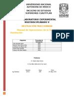 Manual Destilacion Fraccionada