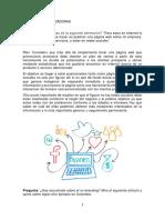 PREGUNTAS DINAMIZADORAS UNIDAD 3- Cómo Afecta Internet Al Marketing Tendencias en Marketing