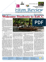 The Triton Review, Volume 31 Issue 1, Published September 22 2014