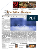 The Triton Review, Volume 31 Issue 4, Published November 17 2014
