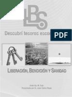 LIBERACION, BENDICION Y SANIDAD