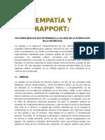 Empatia y Rapport - Conxa Perpina