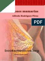 Afecciones Mamarias