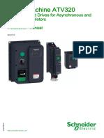 ATV320 Installation Manual en NVE41289 04