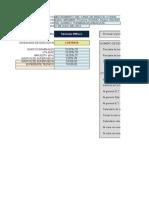 1 y 2 Presupuesto Mejoramiento Canal en SRW7pro