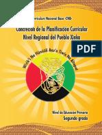 2º Grado Pueblo Xinka 2017