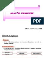 Analyse Financièe 1 FPL