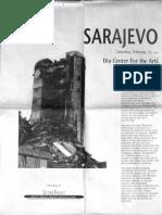 WARchitecture Sarajevo