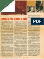 Osvaldo Lira - Tomista Por Amor a Dios