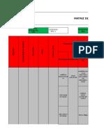 Matriz de Peligro Mavalle Actualizada Revision