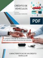 Crédito de Vehículos (Diapositivas)