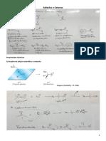 2019 - 2ºsem - Química Orgânica II – 10 Aldeídos e Cetonas - 1ª Parte