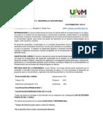 Temario Biot y Desarrollo Sust 1220101