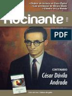 Revista sobre Cesar Davila Andrade