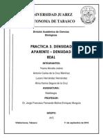 Práctica 3 - DA DR