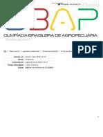 Olimpiada de Agropecuaria