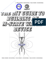 The Diy Guide To Building An M-state Water Device