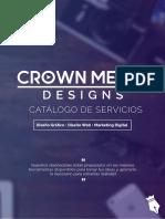catalogo de servicio de crown