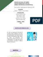Bioetica en Farmacología y Errores en Farmacología