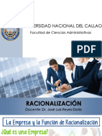 Racionalización Fca 28 06