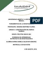 Marco Teorico FI EA U3