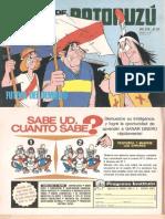 PATORUZU Revista de Historietas argentina