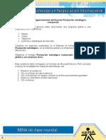 Evidencia 2 Diligenciamiento del formato Planeacion estrategica comparada.doc