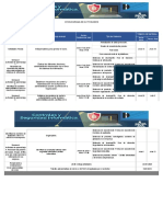 Cronograma Del Programa1