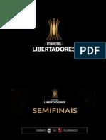 Libertadores Gremio x Flamengo